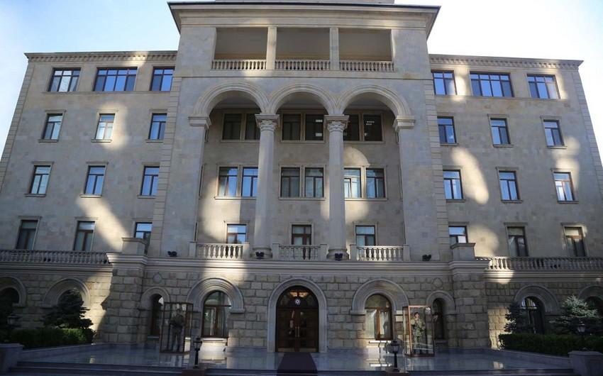 MN: Azərbaycan Ordusu humanitar atəşkəs rejiminə ciddi riayət edir