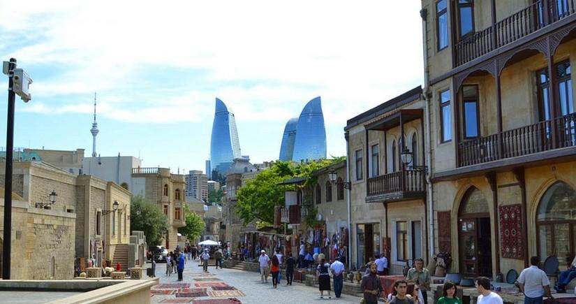 Azərbaycana xaricdən turist axını 4 dəfə azalıb