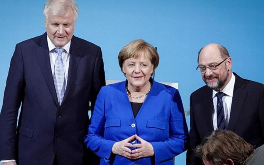 Almaniyanın yeni xarici işlər nazirinin adı açıqlanıb