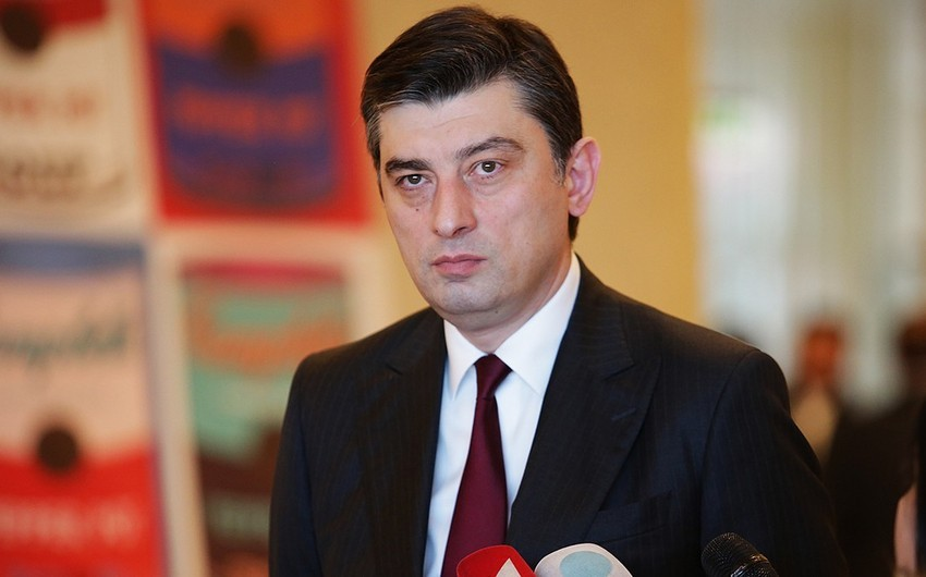 """Giorgi Qaxariya: """"Gürcüstan hakimiyyəti müxalifətlə danışıqlara hazırdır"""""""