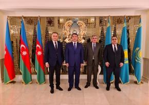 Azerbaijan, Kazakhstan develop cooperation in implementation of 'smart cities'