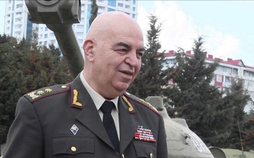 """Ehtiyatda olan general Yaşar Aydəmirov: """"Mediadakı fikirlərim təhrif edilib"""""""