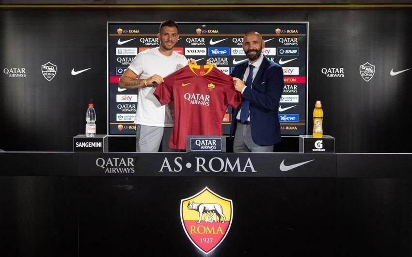 Рома подписала контракт с итальянским защитником