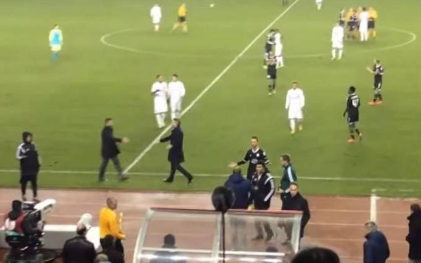 Судья матча Карабах - Интер получил назначение на Чемпионат Европы