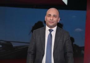 Hərbi jurnalist Rəşad Süleymanov vəfat edib