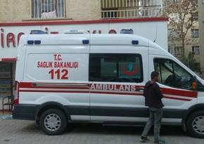 Türkiyədə hərbi avtomobil qəzaya uğradı, xəsarət alanlar var