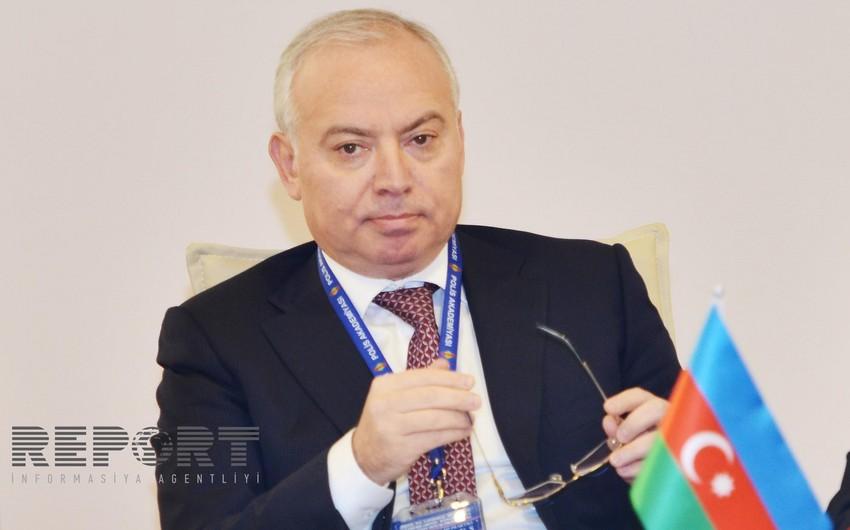 Фархад Абдуллаев награжден орденом Шохрат