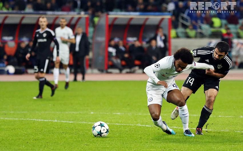 ЛЧ: Карабах уступил Челси с крупным счетом, 0:4 - ОБНОВЛЕНО - 4