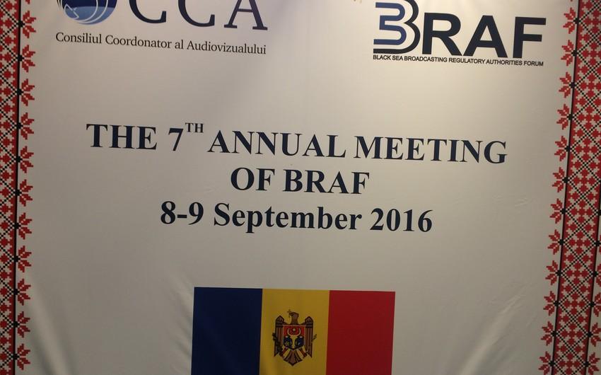 MTRŞ nümayəndələri BRAF-ın 7-ci toplantısında iştirak edib