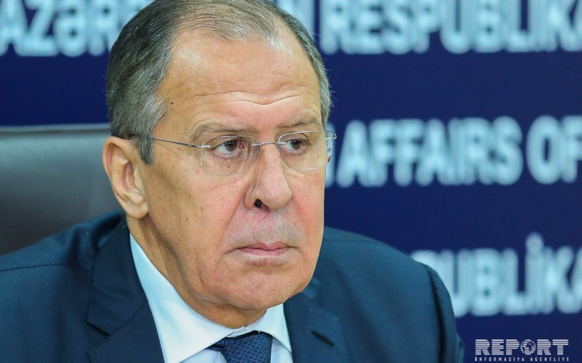 Sergey Lavrov: Rusiya heç vaxt Azərbaycan hökumətindən Georgi Zuyev üçün aqreman istəməyib