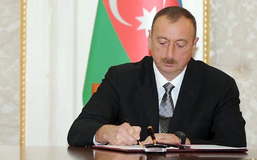 Azərbaycan Prezidenti Mərakeş Kralına məktub göndərib