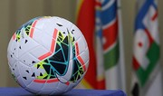 AFFA presents Nike balls to clubs