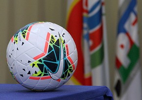 AFFA presents Nike balls to clubs