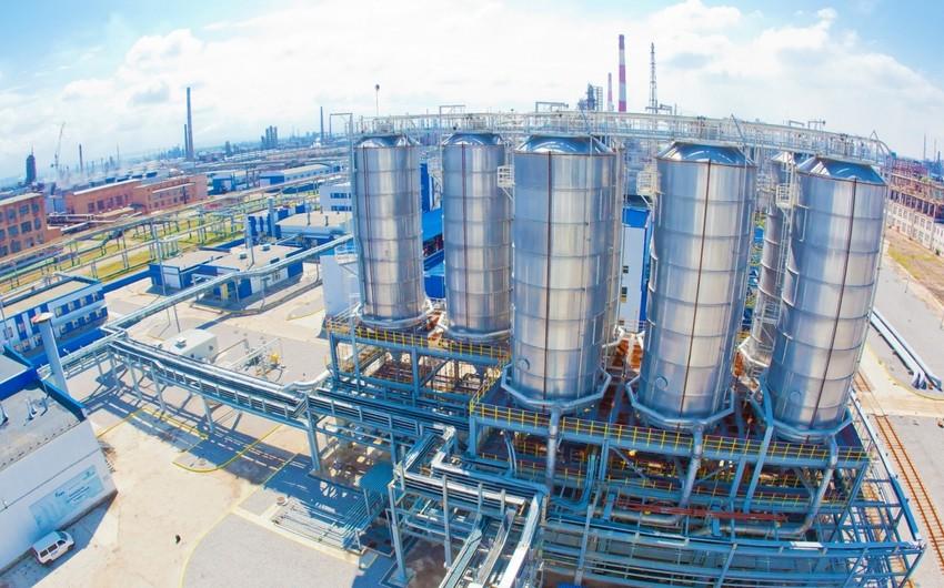 SOCAR: Протестующие на карбамидном заводе в Сумгайыте не являются работниками компании