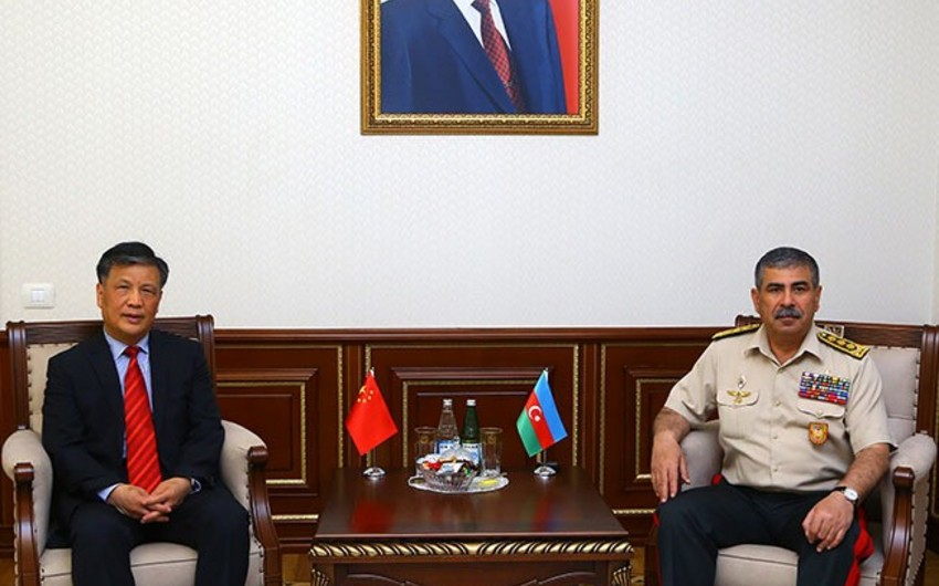 Minister of Defense of China to visit Azerbaijan