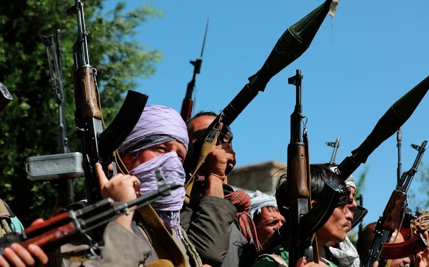 Əfqanıstanın Tacikistanla sərhəddəki rayonları Talibandan geri alınıb