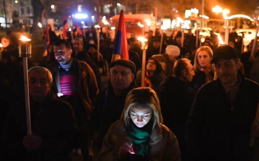 ABŞ televiziyasında Ermənistanda antisemitizmin artmasına dair veriliş yayımlanıb