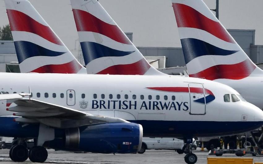 British Airways pilotların tətili səbəbindən 1500 reysi ləğv edib
