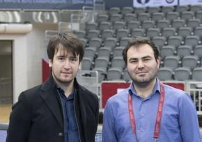 Тур чемпионов: Мамедъяров вышел в полуфинал