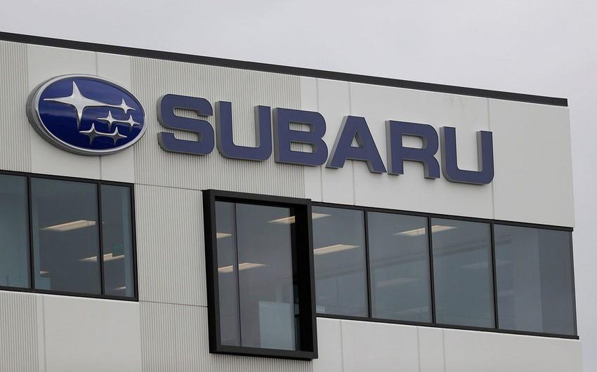 Subaru полностью приостановит работу своих заводов в Японии