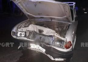 Авария в Кюрдамире