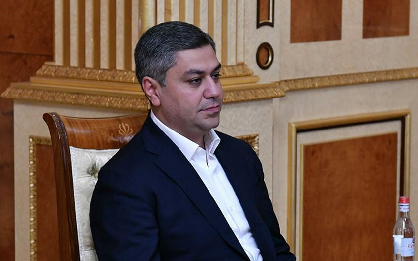 Ermənistan MTX-nin keçmiş direktoru -