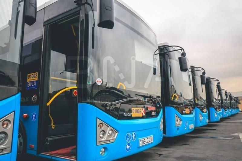 К концу года в села и поселки Баку запустят новые автобусы