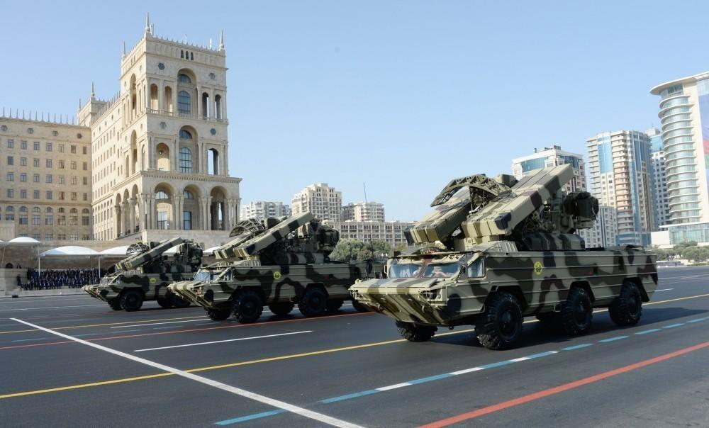 Azerbaijan advances in military strength ranking