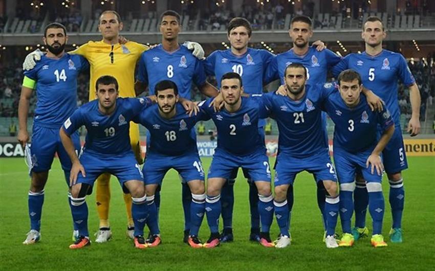 Azərbaycan millisi Şimali İrlandiya ilə oyunun hazırlıqlarına başlayır