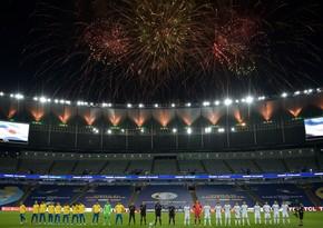 Argentina wins Copa America