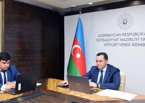 Dövlət Vergi Xidməti IOTA-nın Baş Əlaqələndiricilər Forumunda iştirak edib