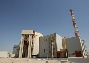 İranın yeni raket bazasının açılışı olub