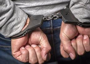 Ermənistanda polis mayoru və daha 3 nəfər rüşvət alarkən tutulub