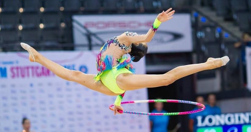 Азербайджан завоевал еще одну медаль на ЧЕ по художественной гимнастике