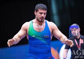 Азербайджанский борец завоевал бронзу в Польше