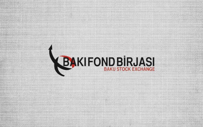 """""""Bakı Fond Birjası""""nın dövriyyəsi 14%-dən çox artıb"""
