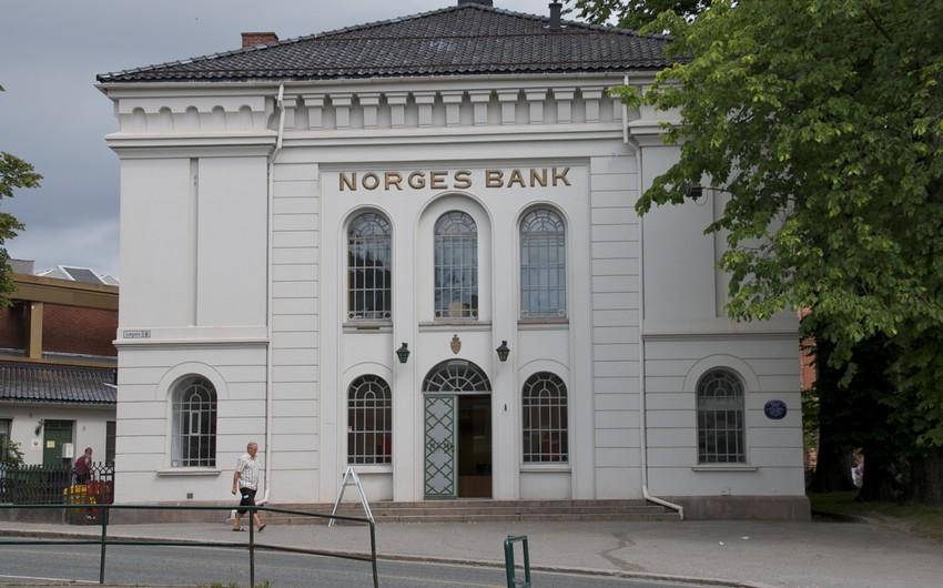 Norveç Mərkəzi Bankı uçot dərəcələrini azalda bilər
