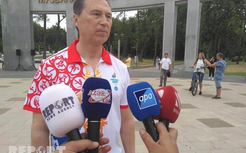 Georgi Katulin: Minsk Avropa Oyunlarına tam hazırdır - MÜSAHİBƏ