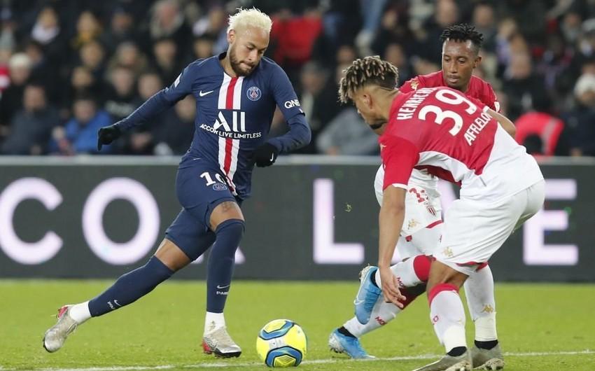 Лига 1: Монако проиграл ПСЖ
