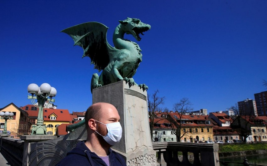 Slovenia imposes quarantine for those traveling from some countries