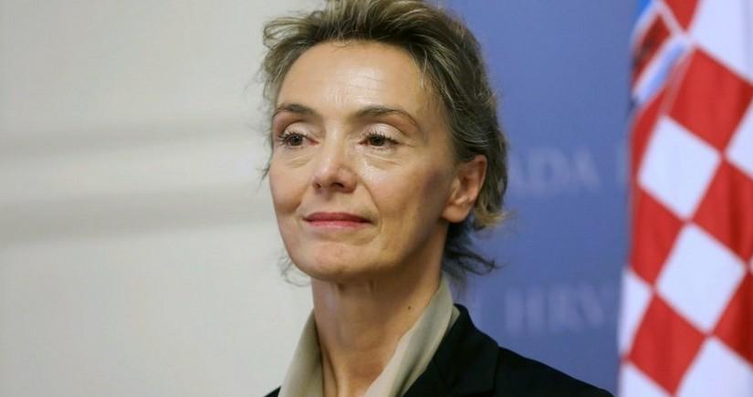 Mariya Peyçinoviç: Ermənistanın mina xəritələrini Azərbaycana verməsi prioritet məsələdir