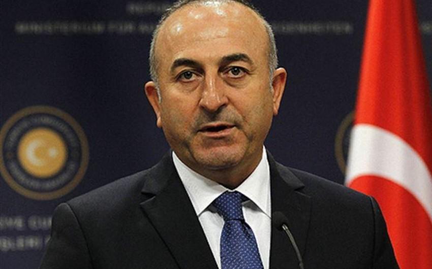 Türkiyə XİN başçısı: Möhlətin başa çatmasına 35 saat qaldı