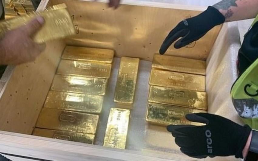 Polşa hökuməti 100 ton qızılı geri qaytarıb