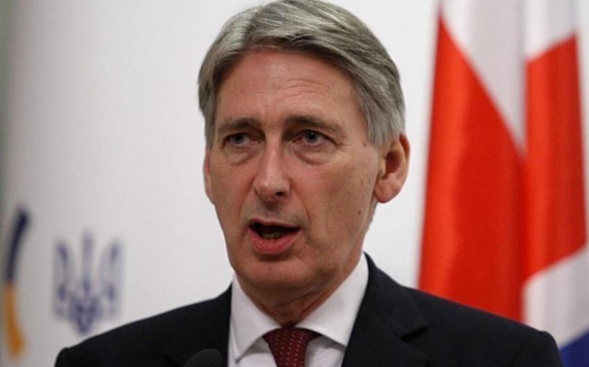 Britaniya XİN başçısı: Hamı üçün faydalı olacaq anlaşmaya İsrail də praqmatik yanaşacaq
