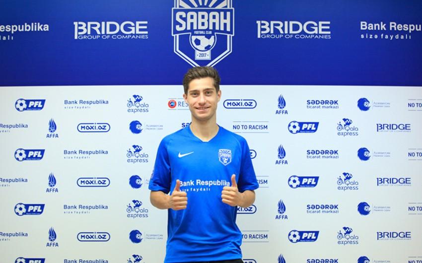 Sabah klubu Zenitin yetirməsi ilə müqavilə imzalayıb