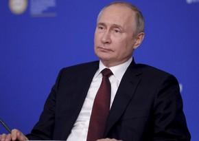 Putin: Rusiya sülhməramlıları əldə olunmuş barışığın təminatçısıdır