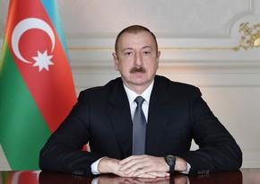 Ильхам Алиев: В данном случае первостепенной является политическая воля руководства Армении и Азербайджана