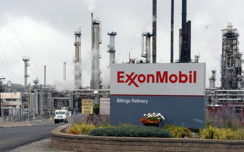 """""""ExxonMobil"""" xərclərini 30% azaldır"""