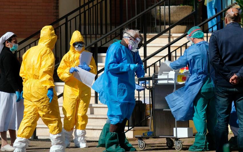 Во Франции возросло число азербайджанцев, зараженных коронавирусом