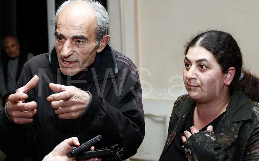 Возвращенные в Армению из Азербайджана супруги Геворкян приговорены к лишению свободы